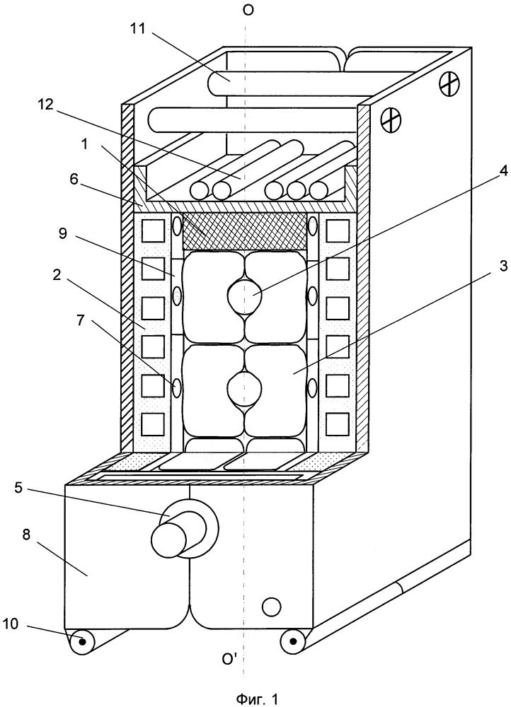 Многофункциональный солнечный коллектор-аккумулятор