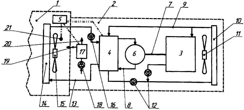 Система кондиционирования воздуха