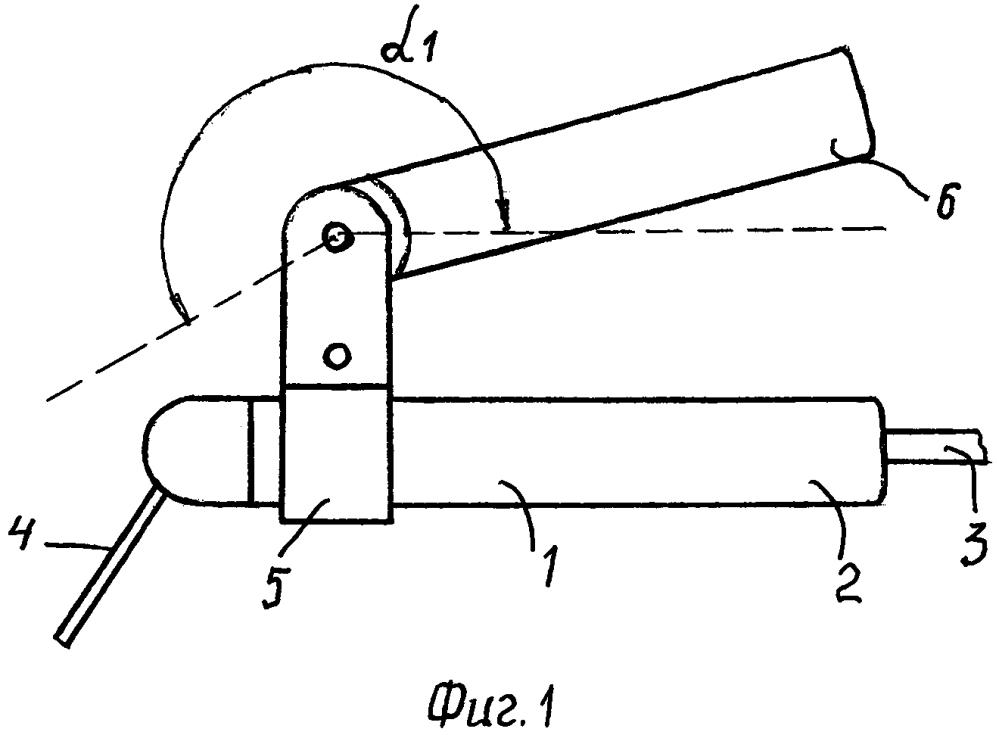 Держатель электрода для тренировки сварщика ручной дуговой сварки
