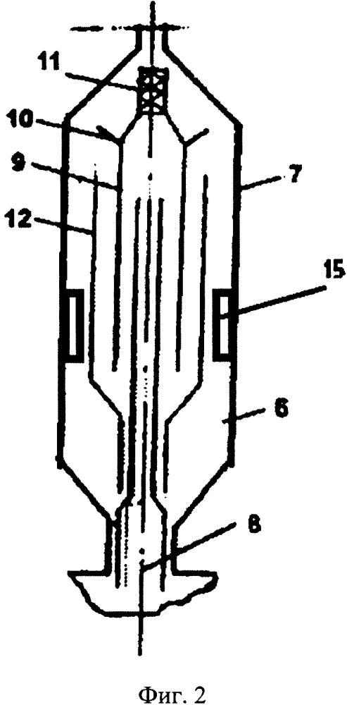 Способ гидродинамического пеногашения нефти