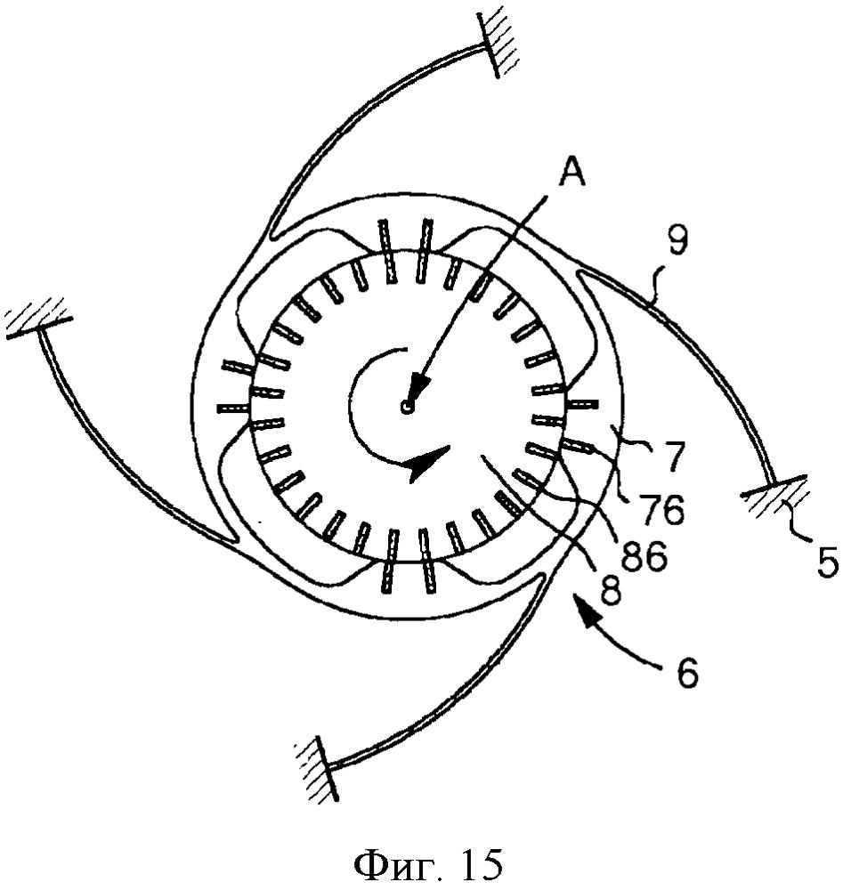 Магнитный и/или электростатический резонатор
