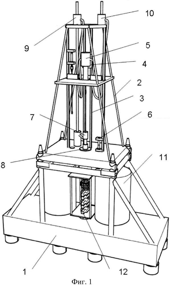 Подводный буровой модуль для бурения нефтяных и газовых скважин