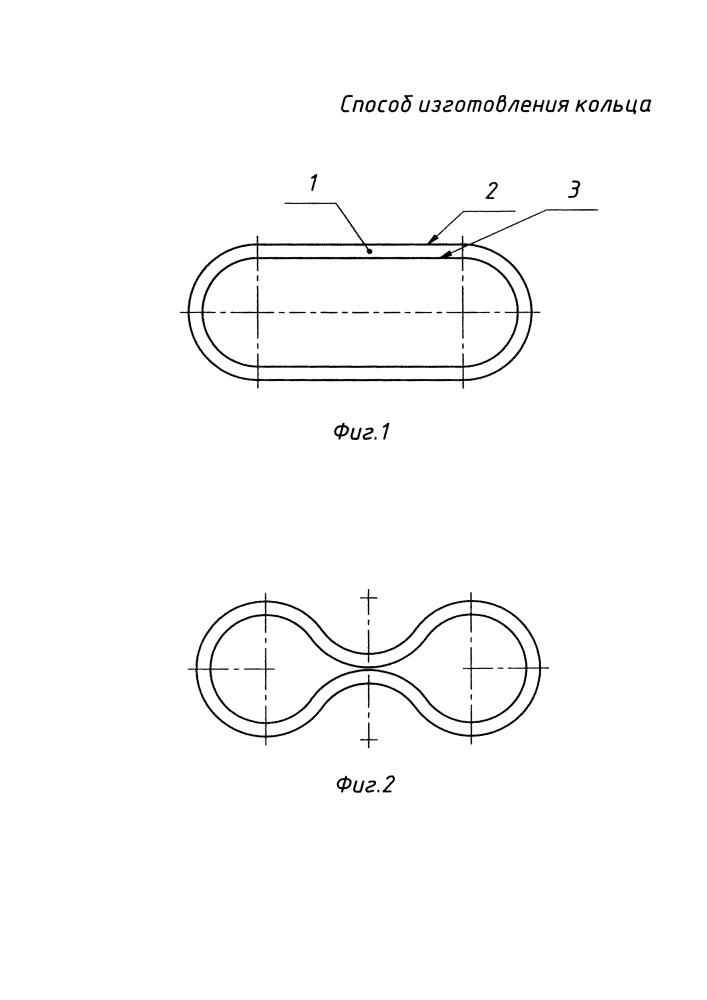 Способ изготовления кольца