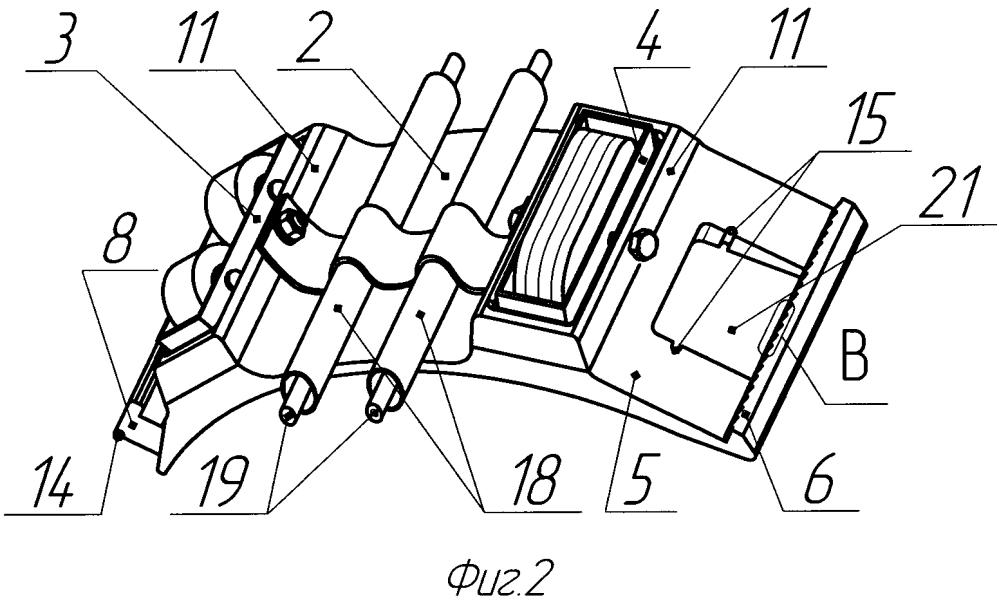 Опорно-направляющее кольцо, способ его сборки и разборки
