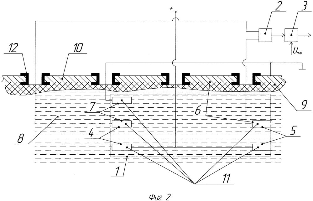 Способ контроля накипеобразования на стенках теплоагрегатов и устройство для его осуществления