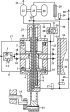 Способ бесконтактного охлаждения поршней, штоков и цилиндров многоцилиндрового однотактного двигателя с внешней камерой сгорания энергией выхлопных газов
