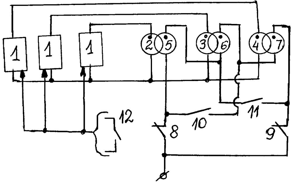 Устройство для испытания трансформаторов и реакторов