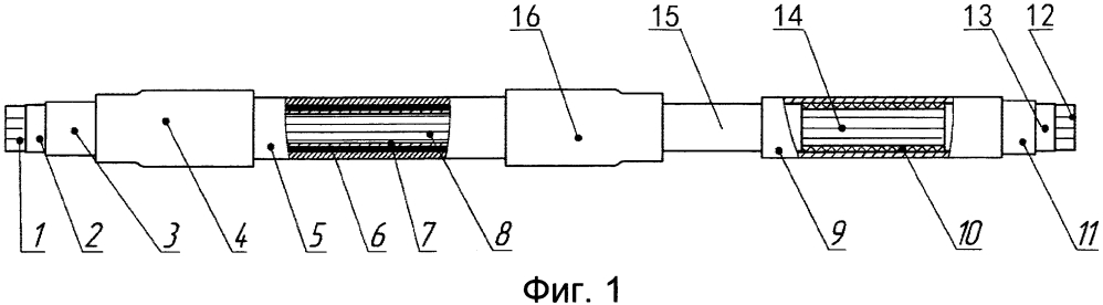 Модуль для кабельного герметичного ввода