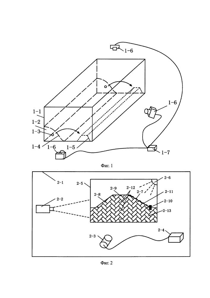 Прозрачный мерзлый грунт, способ его получения и применения