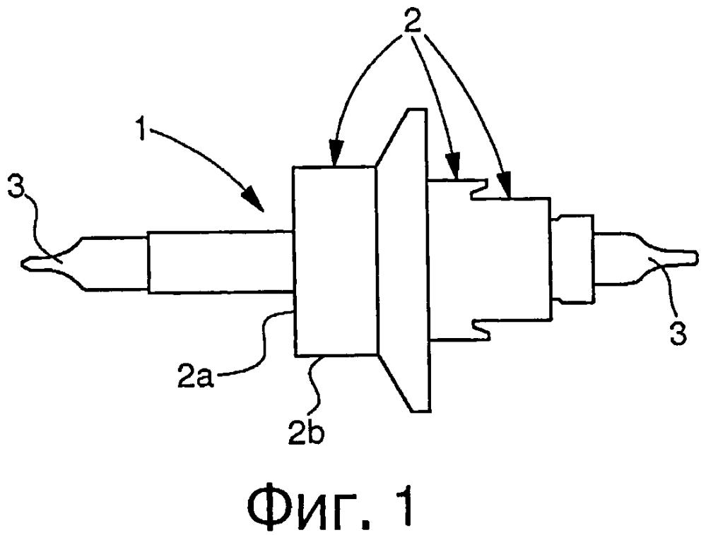 Деталь часового механизма