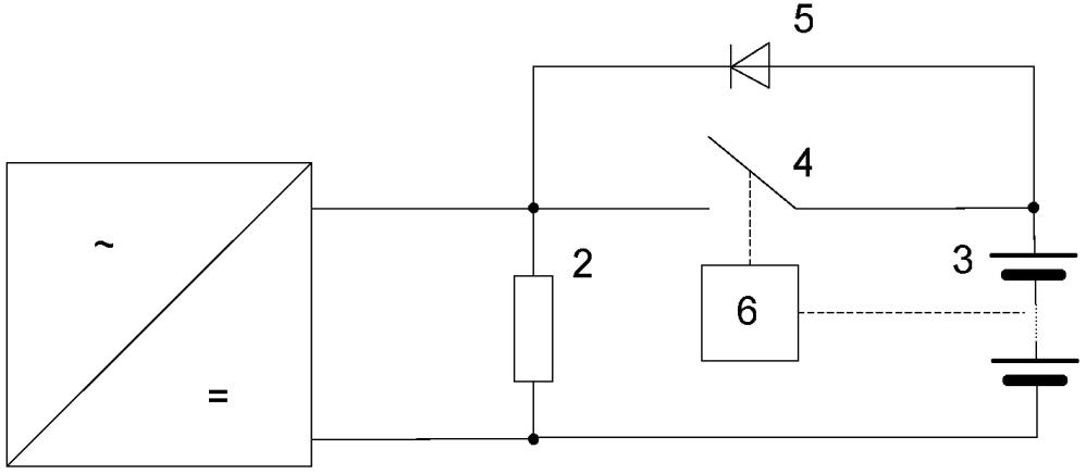 Система эксплуатации литий-ионной аккумуляторной батареи в режиме поддерживающего заряда