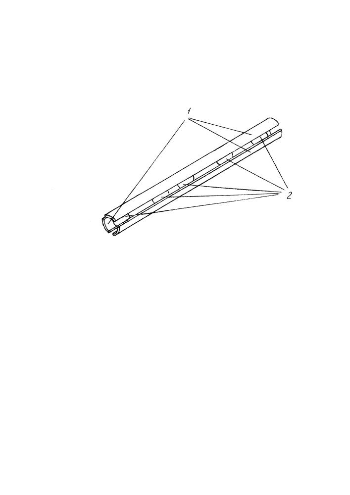 Оправка для изготовления труб методом непрерывной намотки и способ её применения