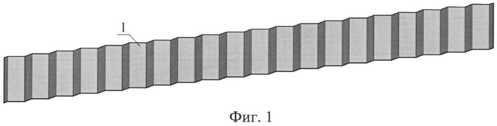 Способ изготовления круговой арки составного сечения с тонкой поперечно-гофрированной стенкой
