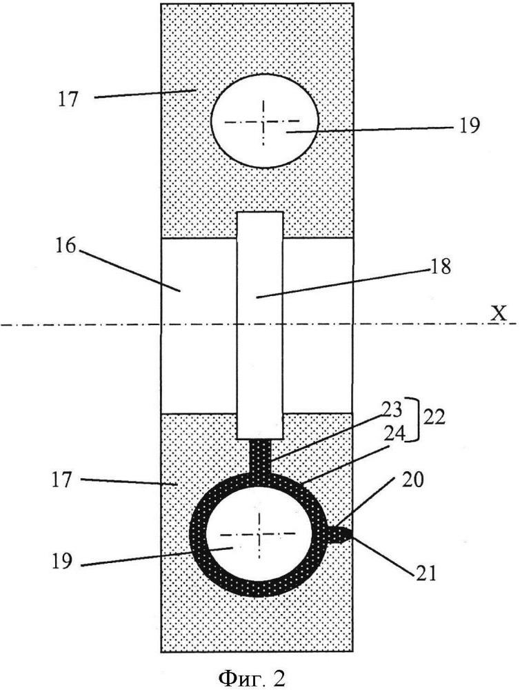 Жиклер для смазки цепи привода распределительного вала