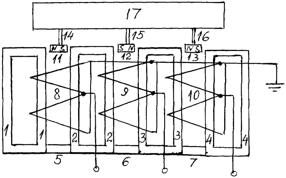 Механоуправляемый шунтирующий реактор