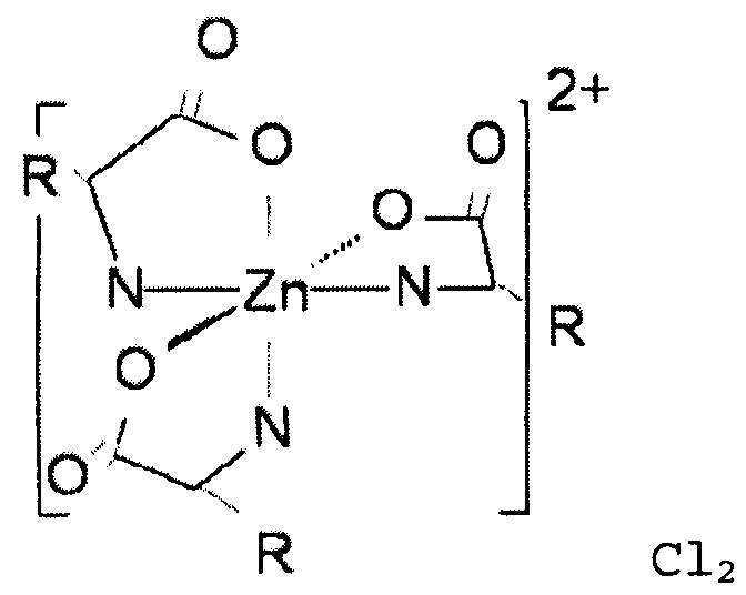 Очищающие композиции для индивидуального применения, содержащие галогенид аминокислоты/триметилглицина цинка