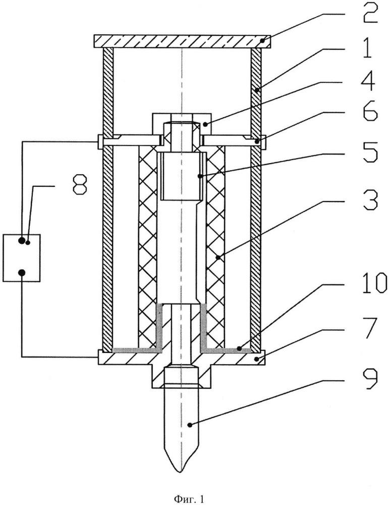 Газоразрядная вуф-лампа для фотоионизационного детектора