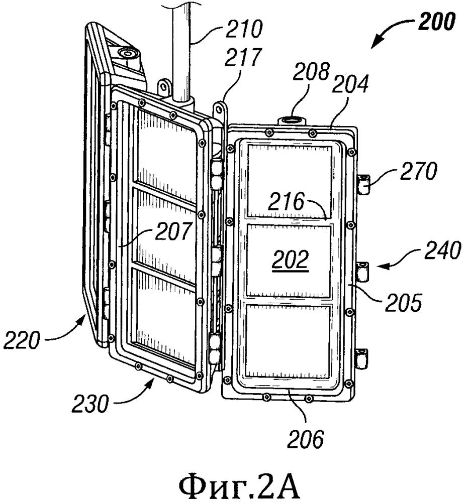 Осветительная аппаратура с использованием органических светоизлучающих диодов