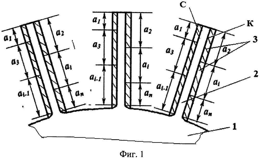 Способ изготовления цельнофрезерованного рабочего колеса газотурбинного двигателя