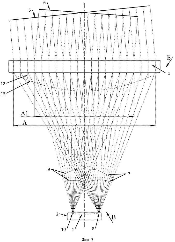 Многолучевая антенна