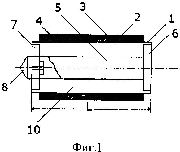 Трубчатый комбинированный глушитель шума