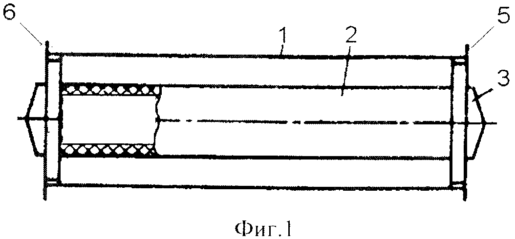 Глушитель шума кочетова комбинированный