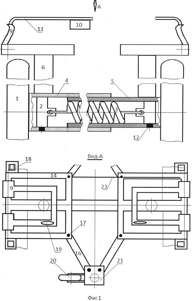 Устройства перемещения ручной клади, натяжное устройство и устройство (стол) для сидения, совмещённое с устройствами