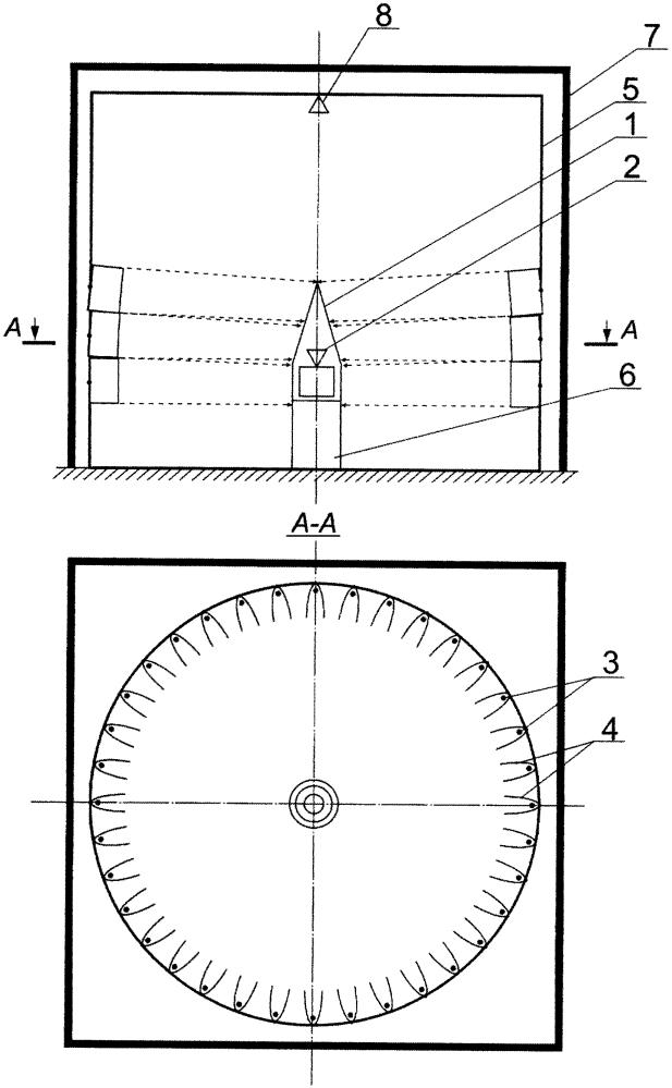 Способ тепловых испытаний радиопрозрачных обтекателей