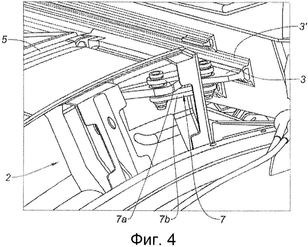 Гондола турбореактивного двигателя с задней секцией