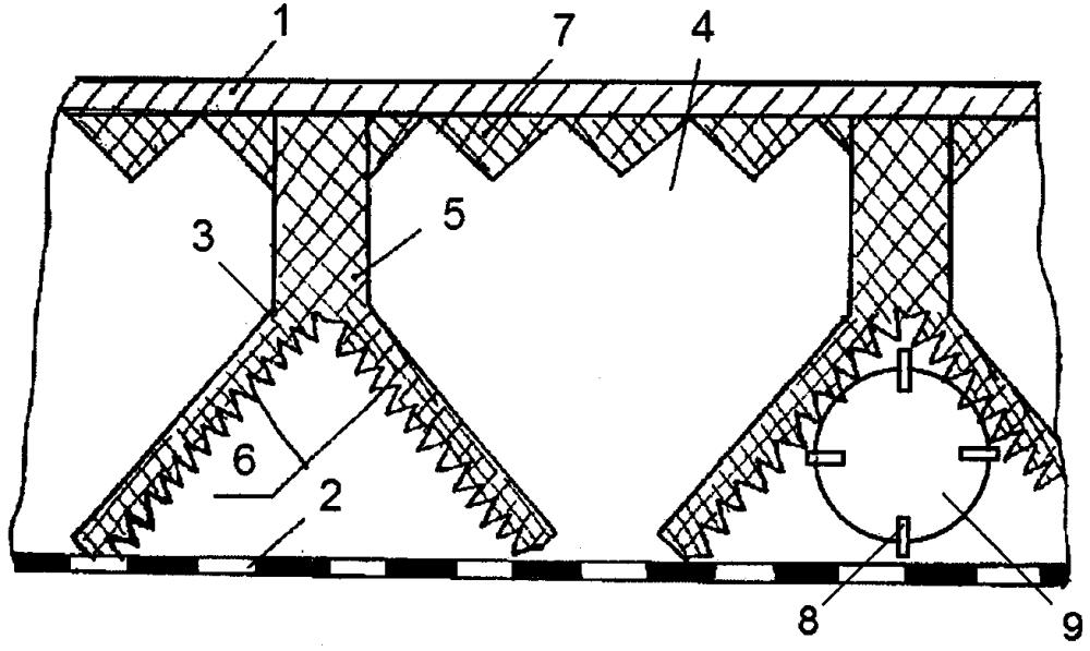 Звукопоглощающий элемент кочетова