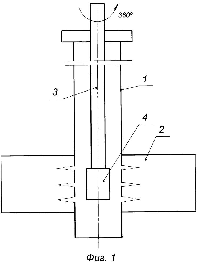 Способ определения пространственной ориентации трещины гидроразрыва