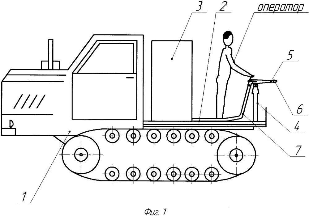 Способ механического уничтожения саранчи и устройство для его осуществления