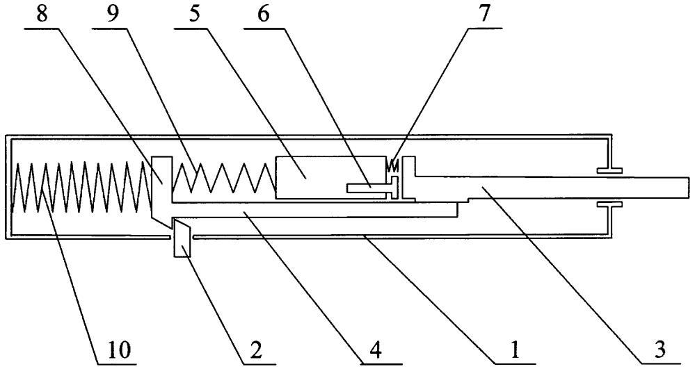 Автоматическое огнестрельное оружие с отдачей в виде силы определённой постоянной величины