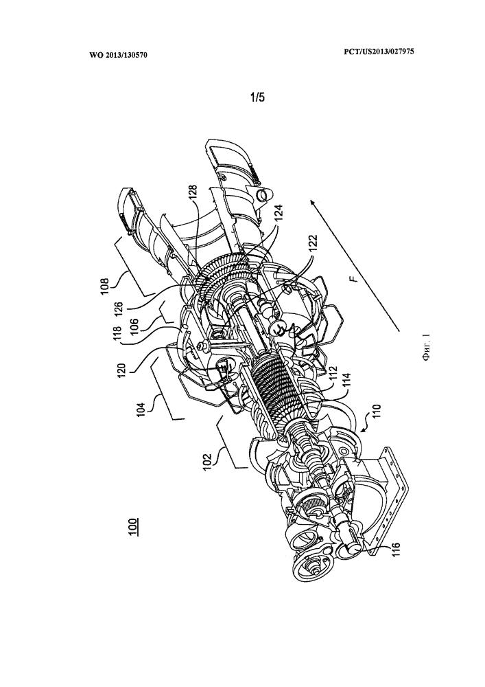 Лопатка ротора для газотурбинного двигателя (варианты)
