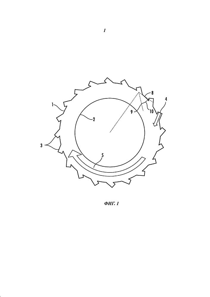 Тангенциальная кольцевая камера сгорания с предварительно смешанным топливом и воздухом для использования в газотурбинных двигателях