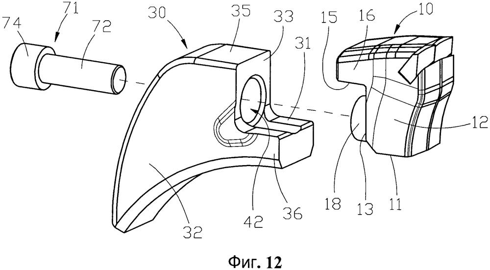 Режущий инструмент, держатель режущего инструмента и инструментальный узел станка для механической обработки
