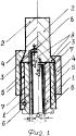 Устройство для охлаждения электрода контактной точечной сварки (ктс)