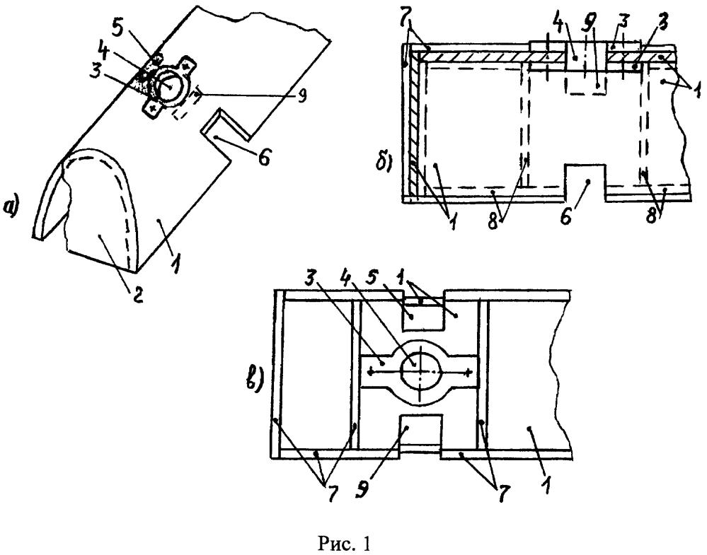 Теплосберегающее устройство для грузозахвата