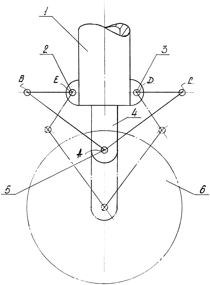 Устройство для крепления, подъема и опускания запасного колеса