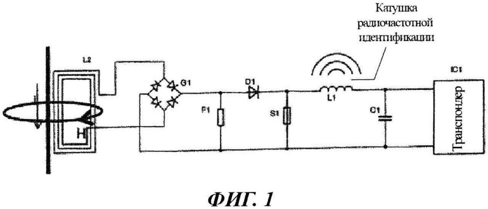 Схемное устройство для контроля и регистрации состояния устройств и установок защиты от перенапряжений
