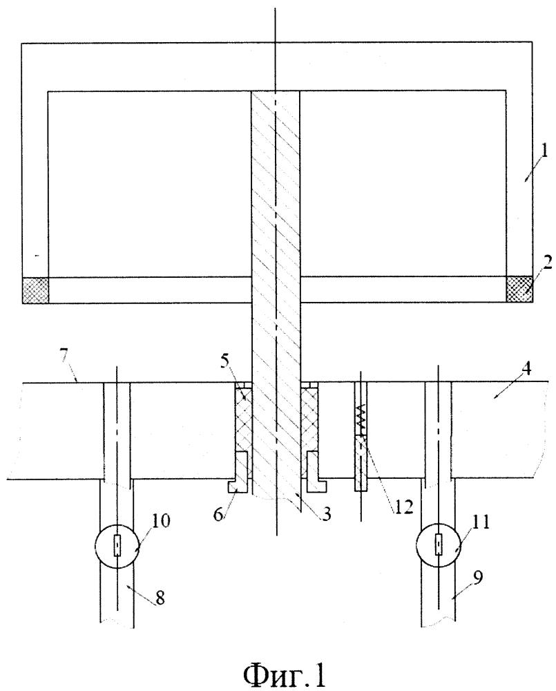 Устройство для измерения коррозии трубопроводов