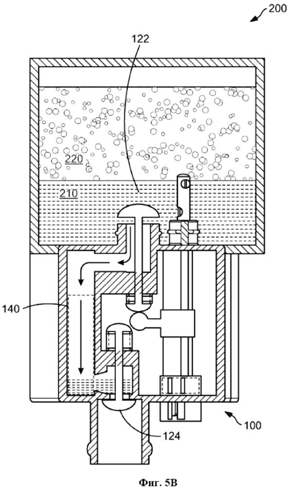 Автоматический водоотвод для устройства для обработки топлива