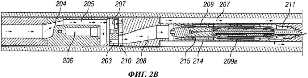 Механизм управления скоростью двойного типа для турбины