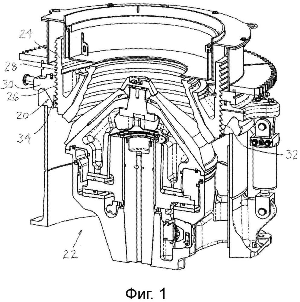 Устройство уплотнительной системы и способ уплотнения