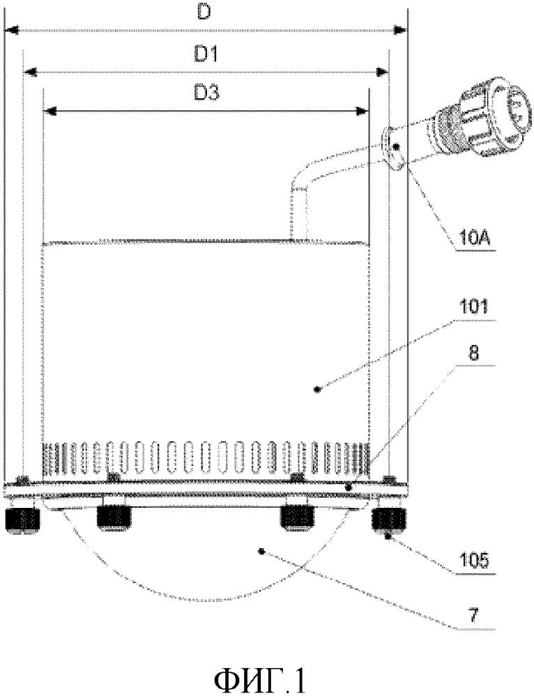 Способ выполнения универсальной светодиодной лампочки и светодиодная лампочка линзового типа со стопорным кольцом и светодиодная лампа