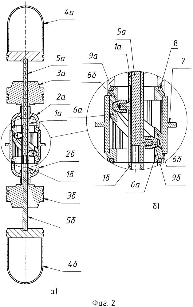 Привод поршней двигателя стирлинга