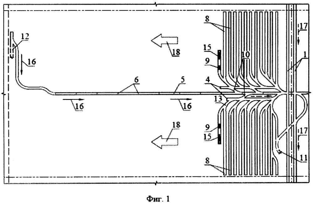 Способ разработки камерной системой при пластовой подготовке