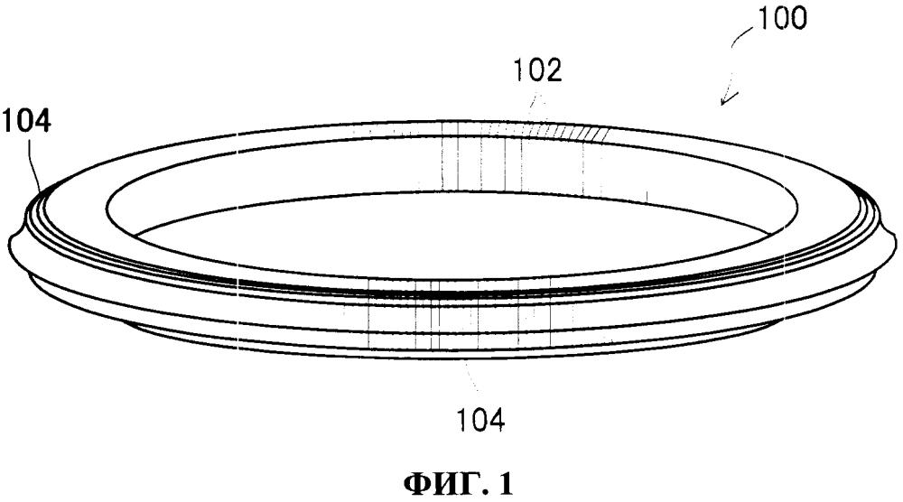 Способ изготовления замкнутого металлического кольца и устройство для удаления полимеров с замкнутого металлического кольца