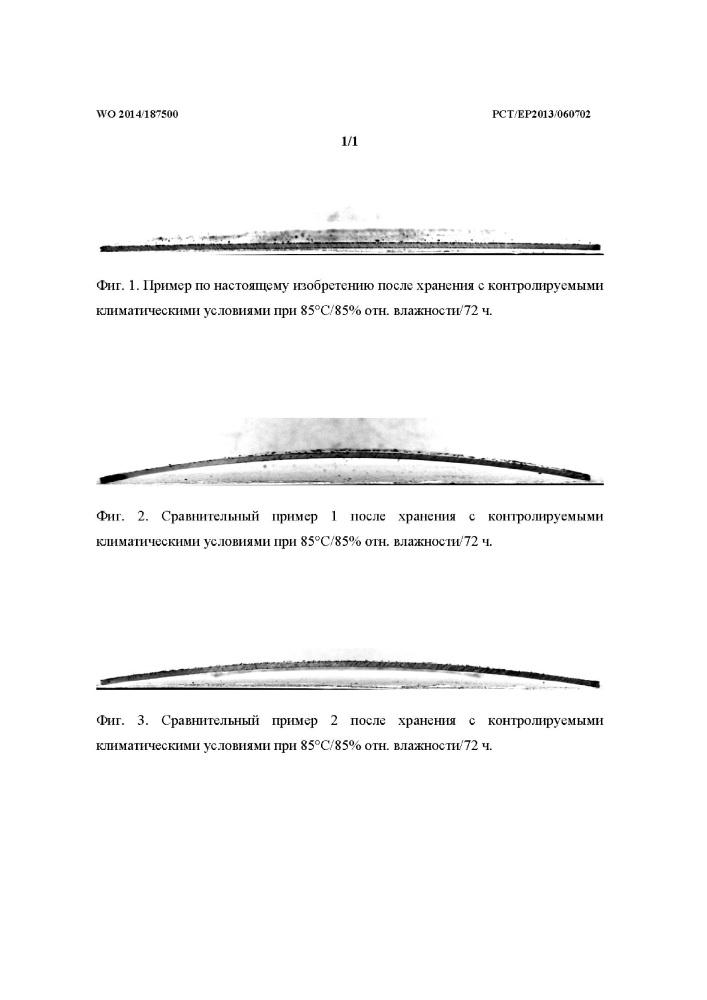 Система композиционного материала с высокой ударной прочностью и высокой температурой размягчения