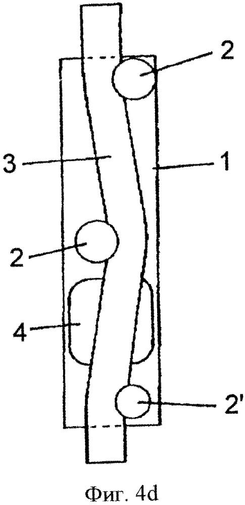 Датчик для измерения натяжения тросов